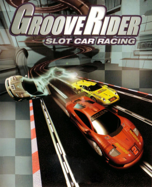 GrooveRider Slot Car Racing sur PS3
