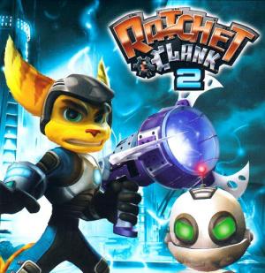 Ratchet & Clank 2 sur PS3