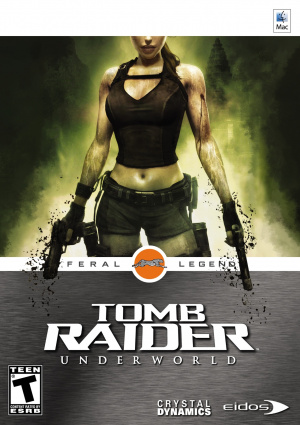 Tomb Raider Underworld sur Mac