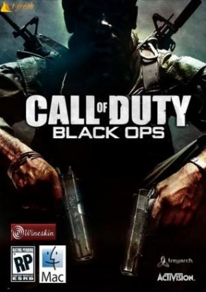 Call of Duty : Black Ops sur Mac