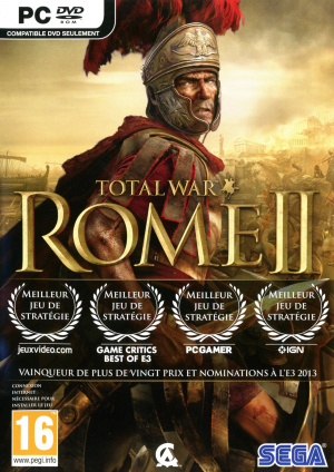 Total War : Rome II sur PC