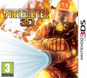 Real Heroes : Firefighter 3D sur 3DS