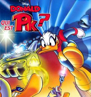 Donald : Qui est PK ?