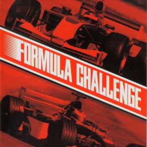 Formula Challenge sur PS3