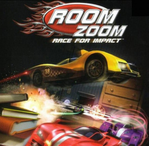 Room Zoom : Race for Impact sur PS3