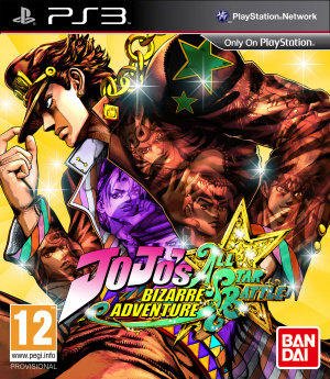 JoJo's Bizarre Adventure : All Star Battle sur PS3