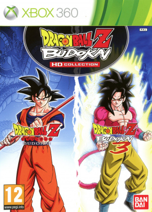 Dragon Ball Z : Budokai HD Collection sur 360