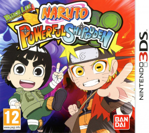 Naruto Powerful Shippuden sur 3DS