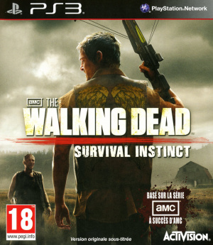 The Walking Dead : Survival Instinct sur PS3