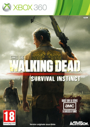 The Walking Dead : Survival Instinct sur 360