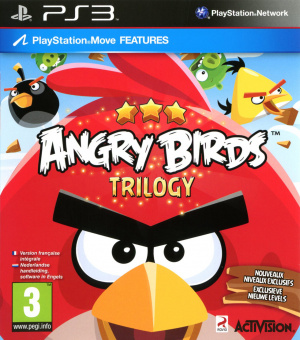 Angry Birds Trilogy sur PS3