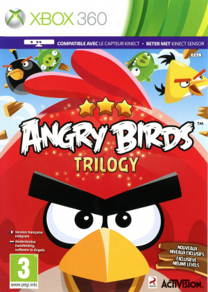Angry Birds Trilogy sur 360