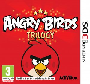 Angry Birds Trilogy sur 3DS