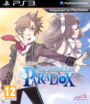 The Guided Fate Paradox sur PS3