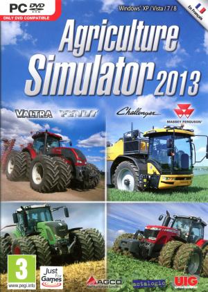 Agriculture Simulator 2013 sur PC