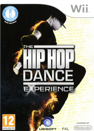 The Hip-Hop Dance Experience sur Wii