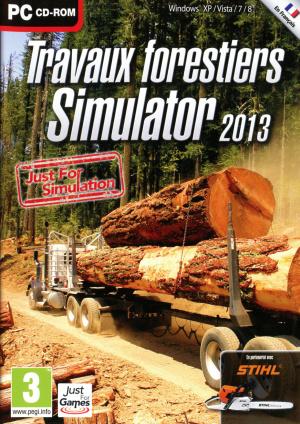 Travaux Forestiers Simulator 2013 sur PC