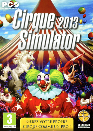 Cirque Simulator 2013