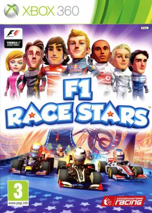 F1 Race Stars sur 360