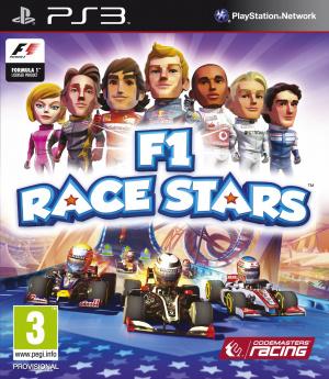 F1 Race Stars sur PS3