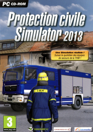 Protection Civile Simulator 2013 sur PC