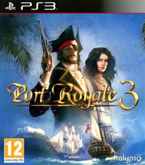 Port Royale 3 sur PS3