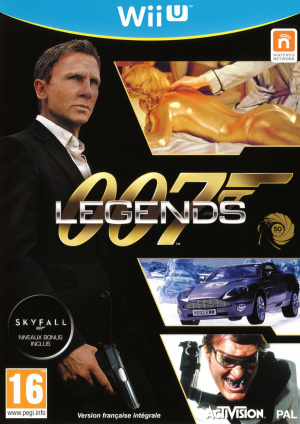007 Legends sur WiiU