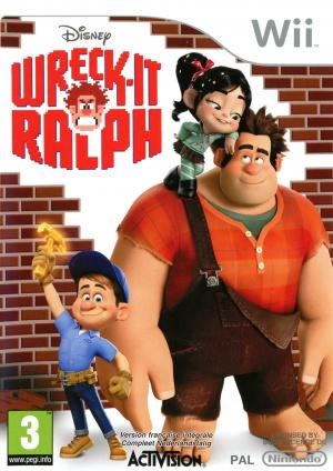 Les Mondes de Ralph sur Wii