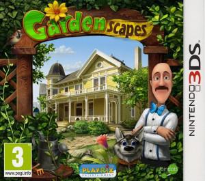 Gardenscapes sur 3DS