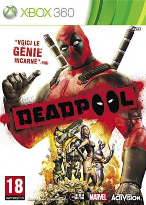 Deadpool sur 360