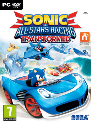 Sonic & All Stars Racing Transformed sur PC