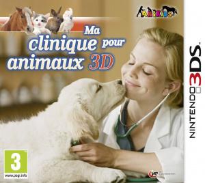 Ma clinique pour animaux 3d sur nintendo 3ds - Jeux d hotel pour animaux ...