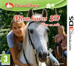 Mon Haras 3D - Tous en Selle sur 3DS