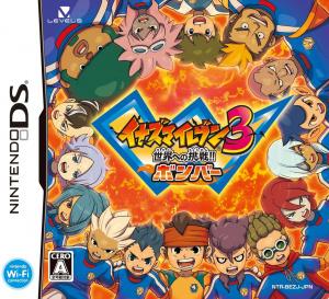 Inazuma Eleven 3 : Bomber sur DS