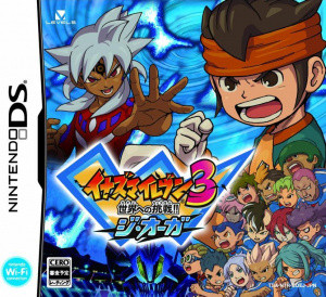 Inazuma Eleven 3 : The Ogre sur DS