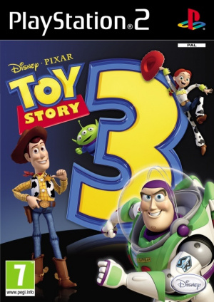 Toy Story 3 sur PS2