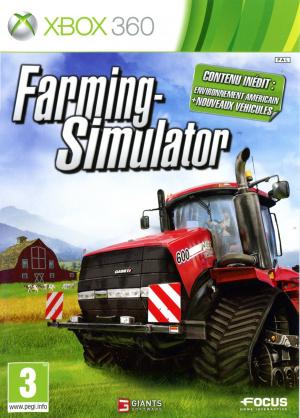 Farming Simulator sur 360