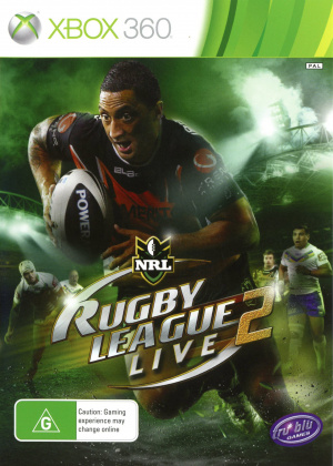 Rugby League Live 2 sur 360