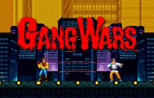Gang Wars sur PSP