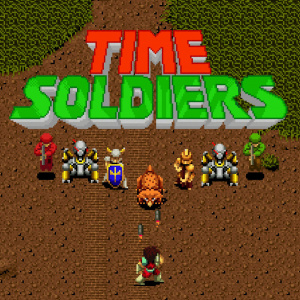 Time Soldiers sur PS3