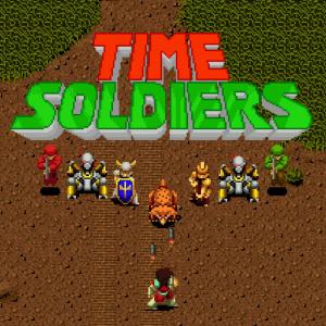 Time Soldiers sur PSP