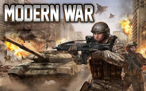 Modern War sur Android