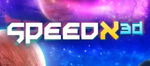 SpeedX 3D sur 3DS