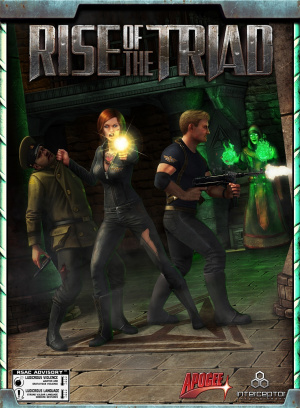 Rise of the Triad sur PC