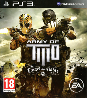 Army of Two : Le Cartel du Diable sur PS3
