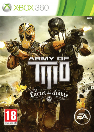 Army of Two : Le Cartel du Diable sur 360