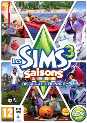 Les Sims 3 : Saisons sur Mac