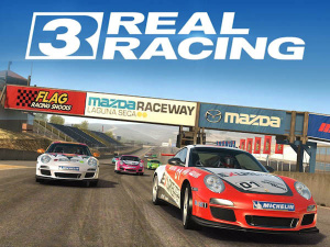 Real Racing 3 sur iOS