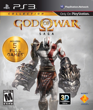 God of War Saga sur PS3
