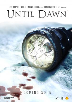 Until Dawn sur PS3
